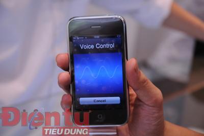 Tính năng Voice Control mới