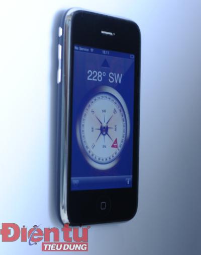 La bàn cao cấp iPhone 3GS