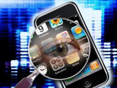 iPhone bị nghi ngờ tính năng bảo mật. Ảnh: Info World