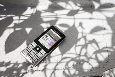 Sony Ericsson Naite - điện thoại bình dân