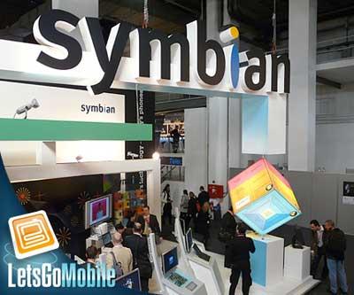 gian hàng Symbian