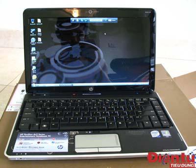 dv3-2004TU có màn hình 13,3 inch