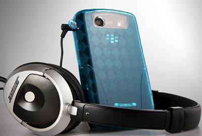 Vibes & Vibes FX Case cho BlackBerry® Curve 8900