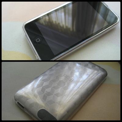Case cho iPod Touch hiện có bán tại Hà Nội