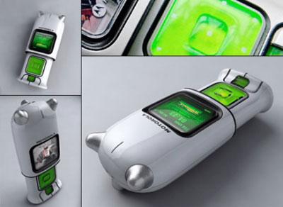 Motorola Kawaii có hình dạng ngỗ nghĩnh