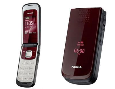 Nokia 7020 Fold