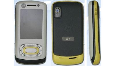 Motorola W7 Active Condition